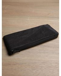 Damir Doma - Black Damir Doma Mens Long Shark Leather Wallet for Men - Lyst