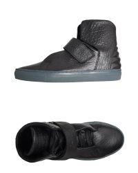 Creative Recreation - Black Hightop Sneaker for Men - Lyst