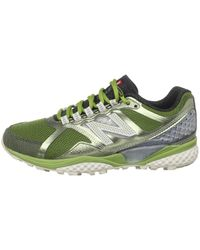 New Balance | Green New Balance Womens Wt915 Trail and Off Road Shoe | Lyst