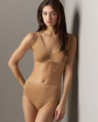 Hanro | Natural Smooth Touch Full Brief | Lyst
