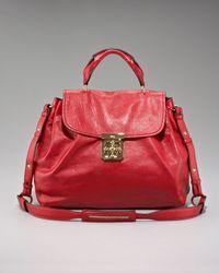 Chloé - Black Elsie Shoulder Bag Medium - Lyst