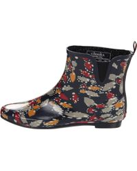 Chooka   Blue Chooka Womens Tropical Batik Boot   Lyst