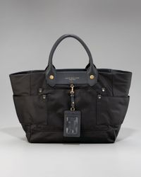 Marc By Marc Jacobs | Black Preppy Nylon Hayley Tote | Lyst