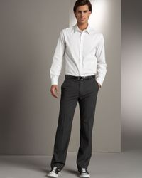 Theory | Blue Cody Tailor Pants Deep Navy for Men | Lyst