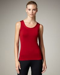 Wolford | Red Athens Top | Lyst