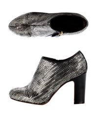 Marc By Marc Jacobs   Brown Paillette Ankle Boots   Lyst
