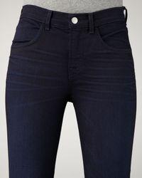J Brand | Blue Maria Dynamite High-rise Skinny Jeans | Lyst