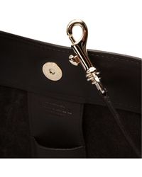 Delvaux Brown Le Pin Leather Bag