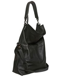 Givenchy - Black Nappa Nightingale Messenger Bag for Men - Lyst