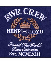 Henri Lloyd Blue Gb Rwr Short for men
