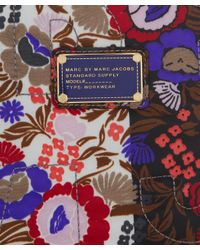 Marc By Marc Jacobs Purple Floral Tablet Case