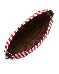 Love Moschino Metallic Charming Girl Shoulder Bag