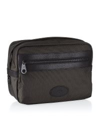 Mulberry Brown Henry Washbag for men