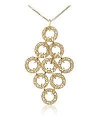 Tateossian | Metallic Rendell Necklace | Lyst
