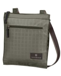 Victorinox Gray Digital Day Bag for men