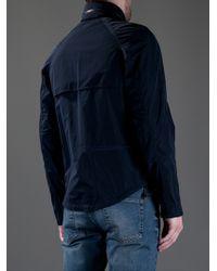 Burberry Brit Blue Baynton Jacket for men