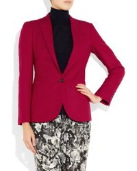 Gucci Red Woolblend Blazer