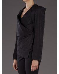 Vivienne Westwood Anglomania Black Bayonet Jacket