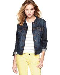Gap Blue Denim Jacket