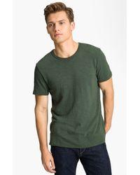 Rag & Bone | Green Flame Tshirt for Men | Lyst