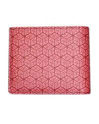 Balmain Monogram Wallet Pink for men