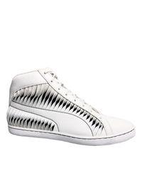 Alexander McQueen X Puma Entwine Shoe White for men