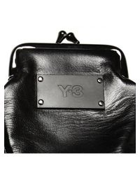 Y-3 Y3 Coin Purse Black