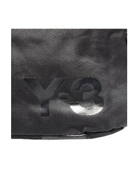 Y-3 Y3 Pouch Black for men