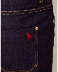 M.i.h Jeans Black Halsey 90s Jeans in Japanese Selvedge Denim