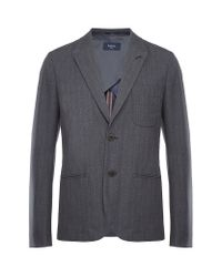 Paul Smith Gray Revere Jacket for men