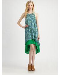 Sachin & Babi | Green Vineyard Hilo Dress | Lyst