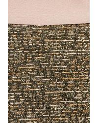 By Malene Birger Dandes Metallic Jacquard Skirt