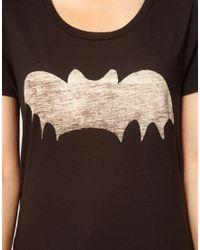 Zoe Karssen - Black Bat T-shirt - Lyst