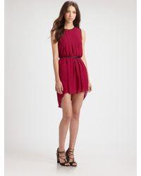 Sachin & Babi | Red Varna Dress | Lyst