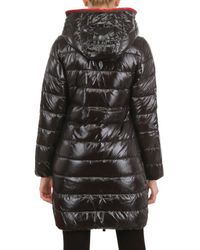 Duvetica Black Ace Shiny Nylon Down Jacket