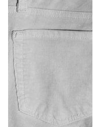 J Brand | Gray 511 Midrise Corduroy Skinny Jeans | Lyst
