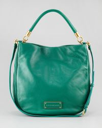 Marc By Marc Jacobs - Green Too Hot To Handle Hobo - Lyst