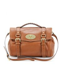 Mulberry | Brown Alexa Bag | Lyst