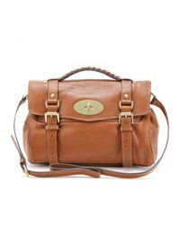 Mulberry - Brown Alexa Bag - Lyst
