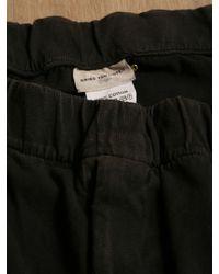 Dries Van Noten Black Dries Van Noten Mens Haynes Pants for men
