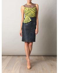 Erdem | Multicolor Courtney Dress | Lyst