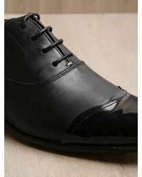 Folk Folk Shoes Womens Lila Black Shoe