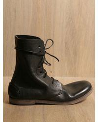 Marsèll Black Marsell Mens Mens Sigaro Boots for men