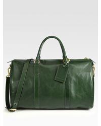 Lyst - Ralph Lauren Gents Day Duffle Bag in Green for Men 2d45f6220582f