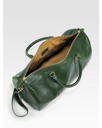 Ralph Lauren Green Gents Day Duffle Bag for men