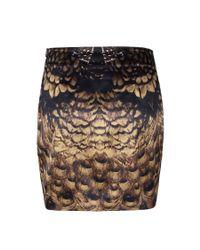 AllSaints Black Paradise Skirt