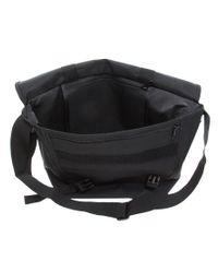 Carhartt Black Messenger Bag for men