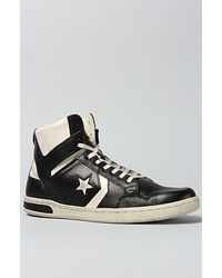 Converse The John Varvatos Weapon Sneaker in Black for men
