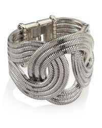 Lara Bohinc | Metallic 'solar Eclipse' Small Bracelet | Lyst