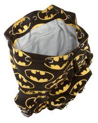 Lazy Oaf Black Batman Backpack